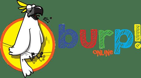 Burp! Online